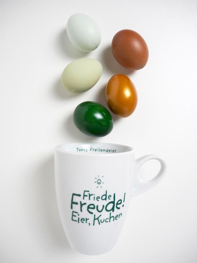 Friede, Freude, Eierkuchen