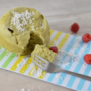 Power Matcha Mugcake