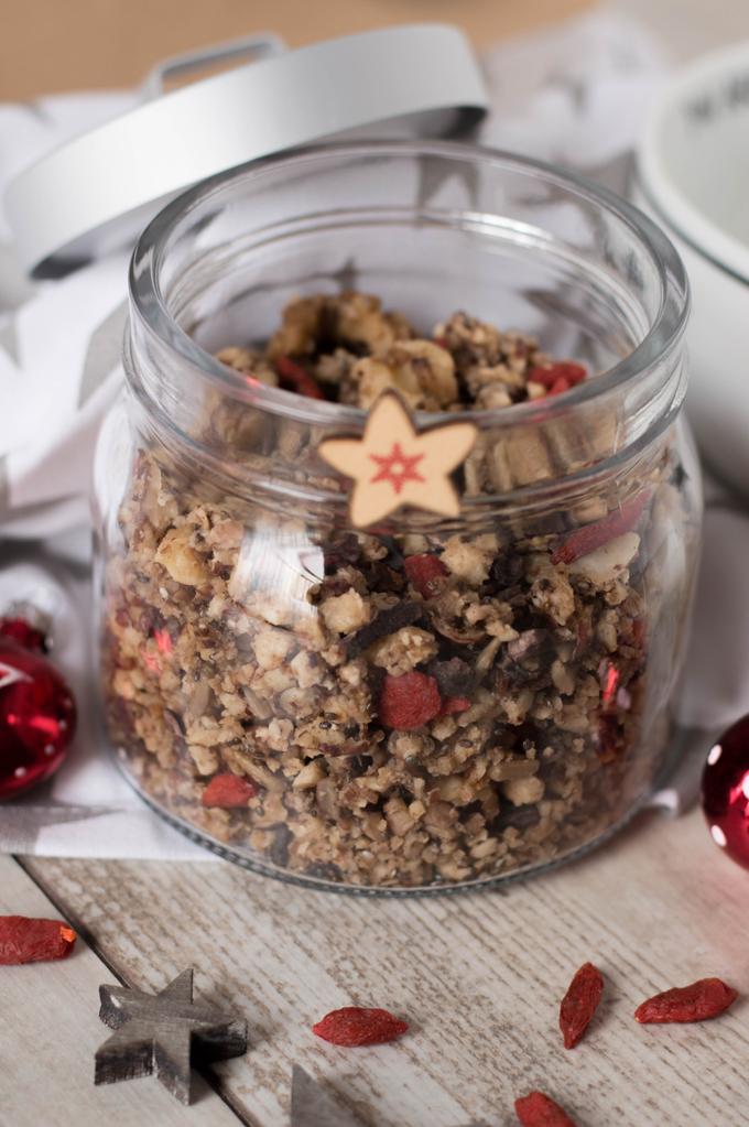 Weihnachtscrunchy