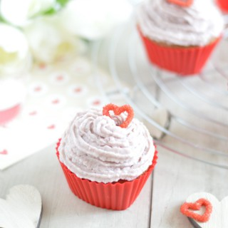 Valentinstags Cupcakes