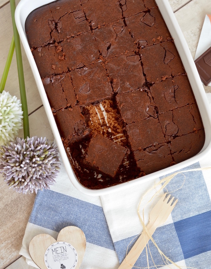 Mehlfreie Brownies