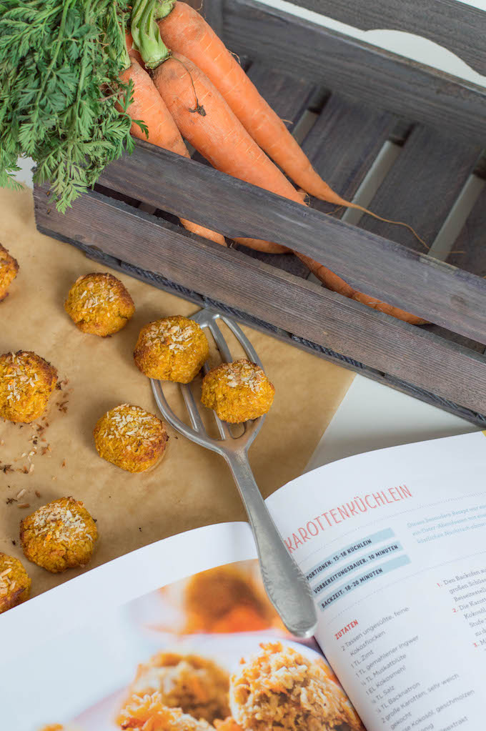 Karottenküchlein
