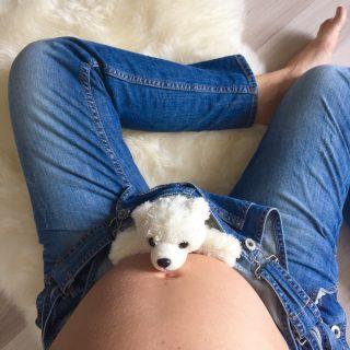 Schwangerschaftsupdate / Der turbulente 8. Monat